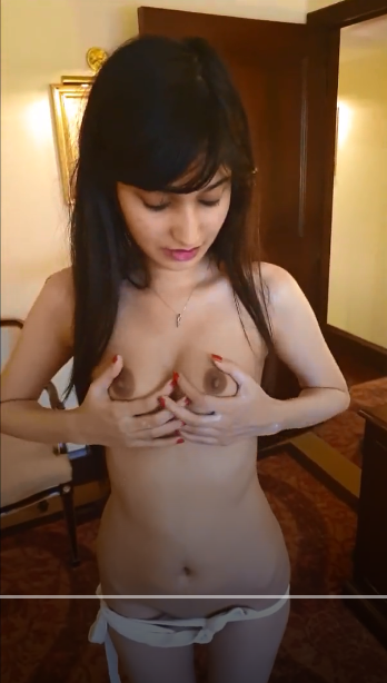 Today Exclusive- Sexy Paki Girl play with Dildo Part 2
